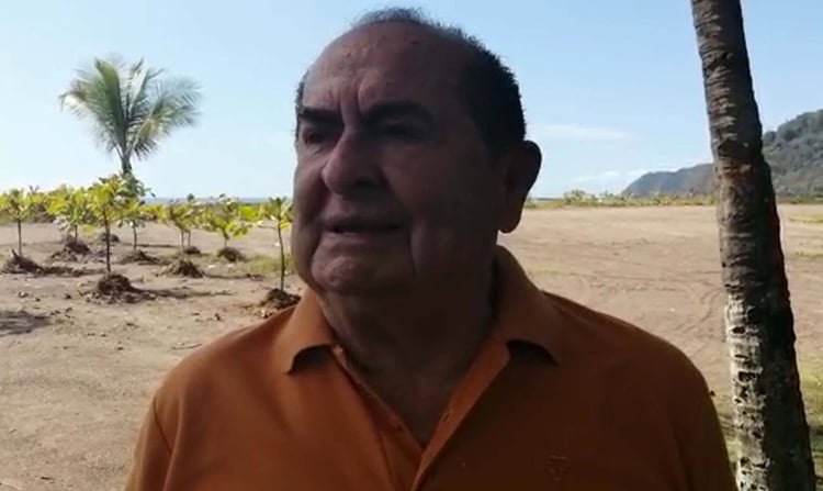 Alcalde Garabito Tobías Murillo