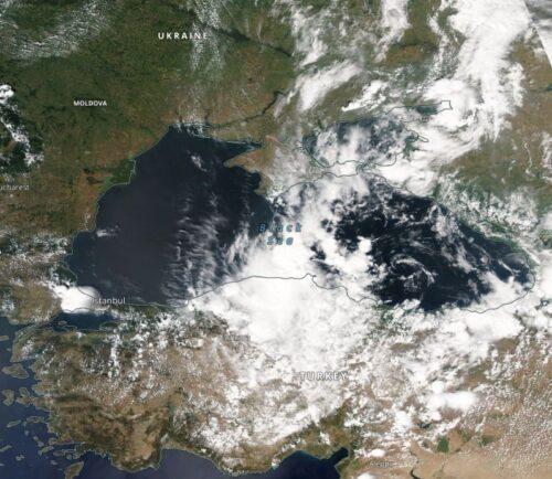 Ciclón Mar negro