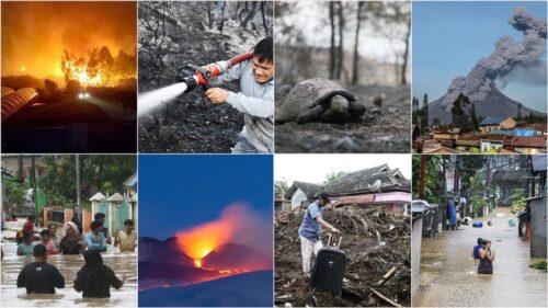 Cambio Climático Desastres