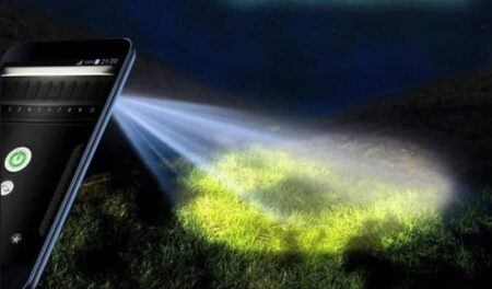 Linterna Celular